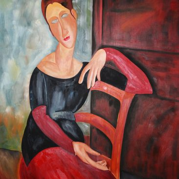 After Modigliani
